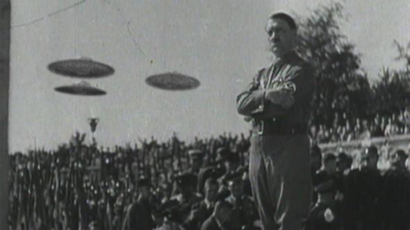 Nazi UFO Conspiracy